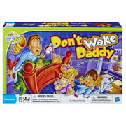 Don't Wake Daddy Preschool Game for Kids Ages 3+ - Walmart Exclusive