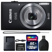 Best Compact Cameras - Canon Powershot Ixus 185 / ELPH 180 20MP Review