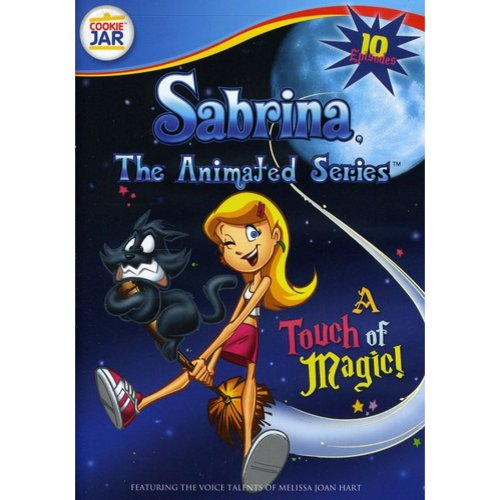 Sabrina, The Animated Series - A Touch Of Magic