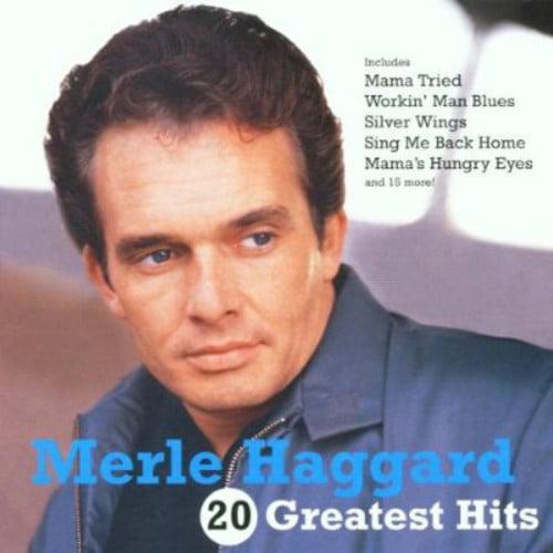 Merle Haggard - 20 Greatest Hits (CD)
