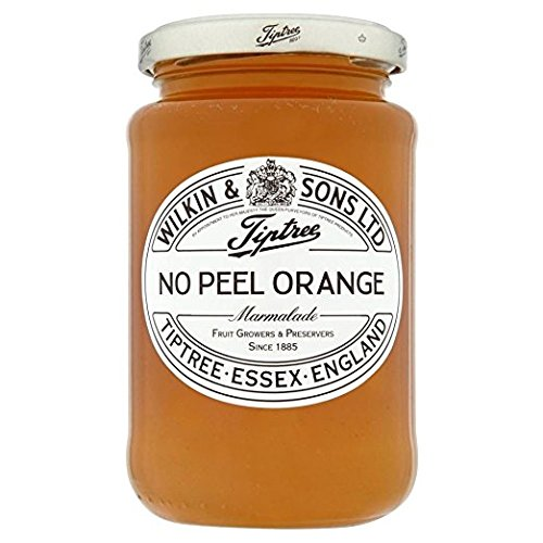 Tiptree Orange Marmalade No Peel (454g) 2 Pack by
