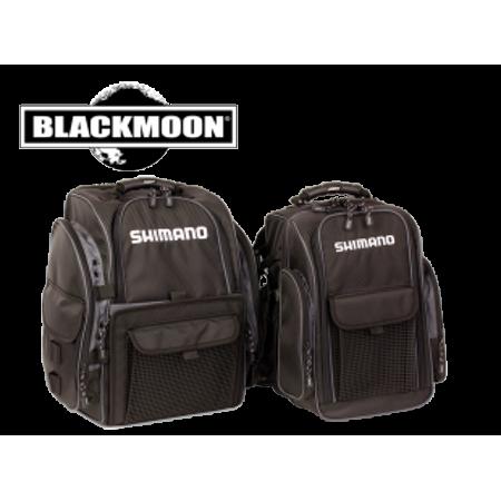 Shimano Blackmoon Fishing Backpack Black Compact BLMBP260BK