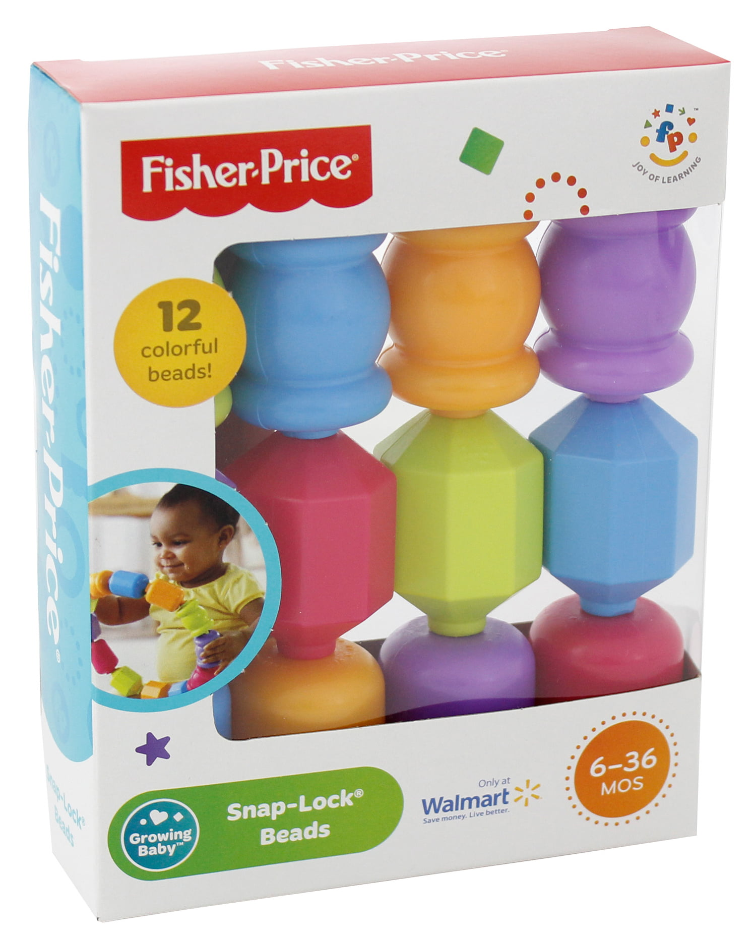 Fisher Price Snap Lock Beads Walmart