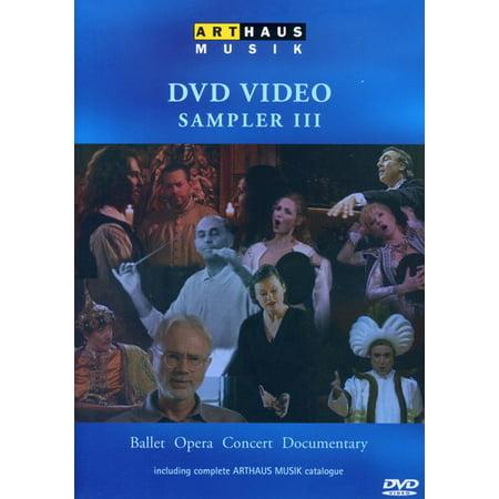 DVD Video Sampler 3 / Various