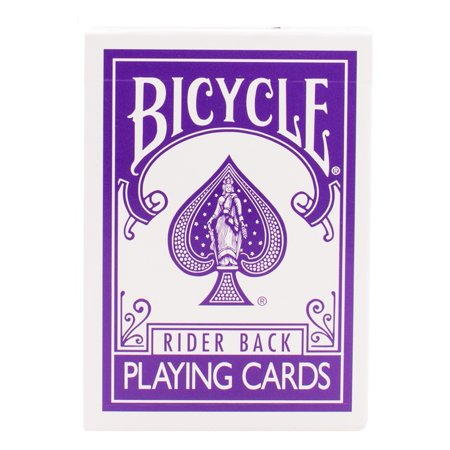Bicycle Purple Deck, First Generation