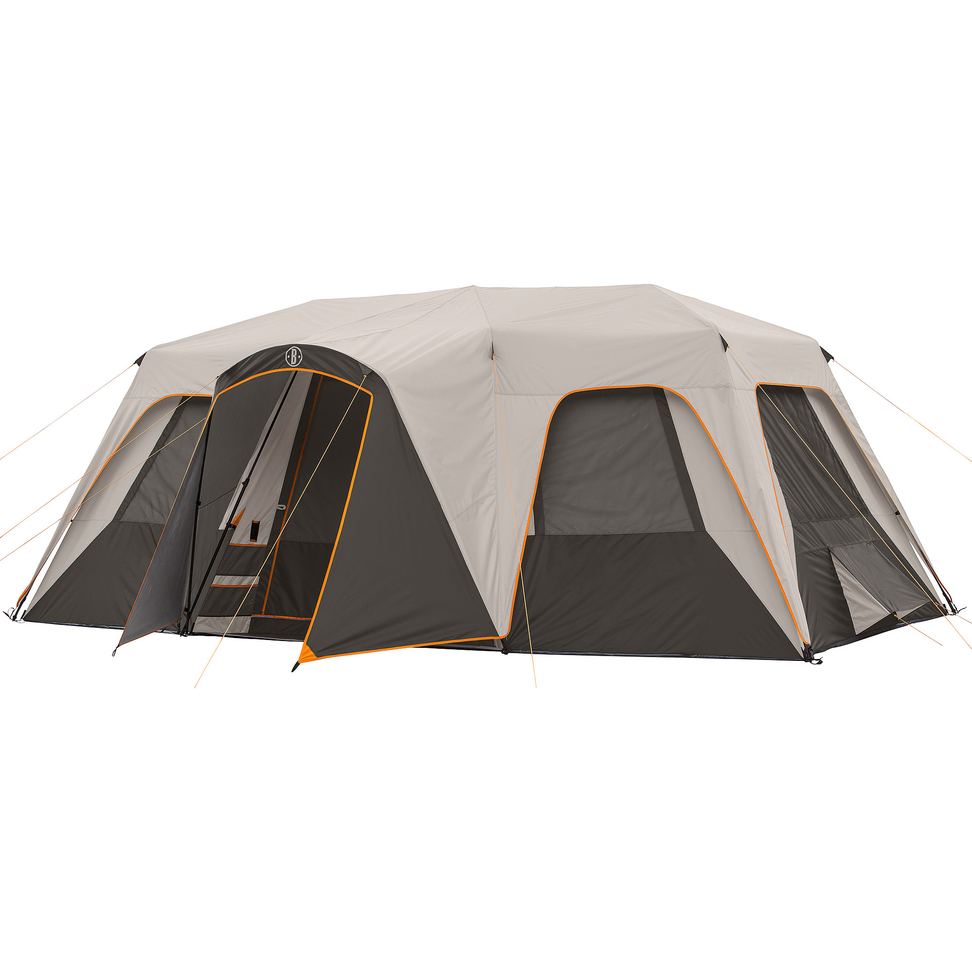 Bushnell Shield Series 12 Person 3 Room Instant Cabin Tent - Walmart.com  sc 1 st  Walmart & Bushnell Shield Series 12 Person 3 Room Instant Cabin Tent ...