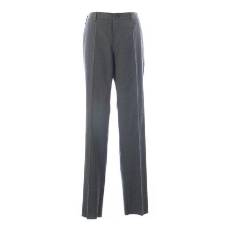 quality design 365f7 5bda3 MANUEL RITZ Men's Wool Dress Pants IT 54 Light Grey