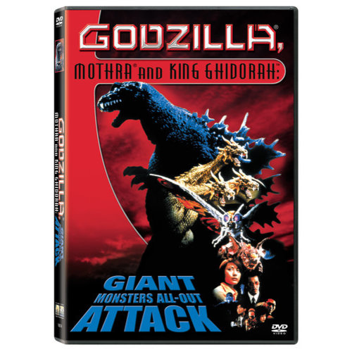 Godzilla, Mothra And King Ghidorah: Giant Monsters All-Out Attack (Widescreen)