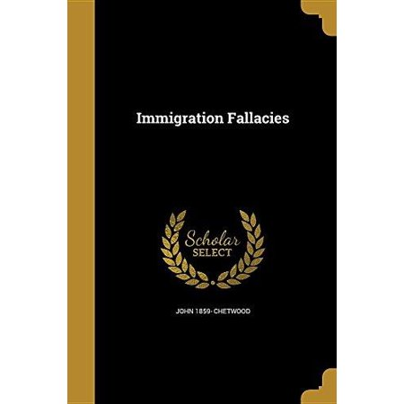 Immigration Fallacies - image 1 de 1