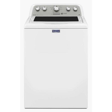 Maytag Bravos 4.3 Cu. Ft. Top Load Washer MVWX655DW, (Maytag Washers Reviews Best Ones)