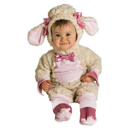 Rubies Noah's Ark Pink Lamb Costume - Lamb Dog Costume