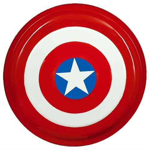 "Captain America Superhero 17.25"" Mini Shield"