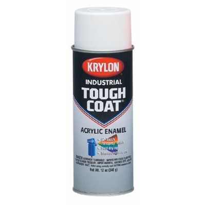 Krylon A00325 Dark Machinery Gray Rust Preventative Spray Paint