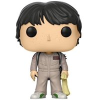 FUNKO POP! TELEVISION: Stranger Things - Mike Ghostbusters