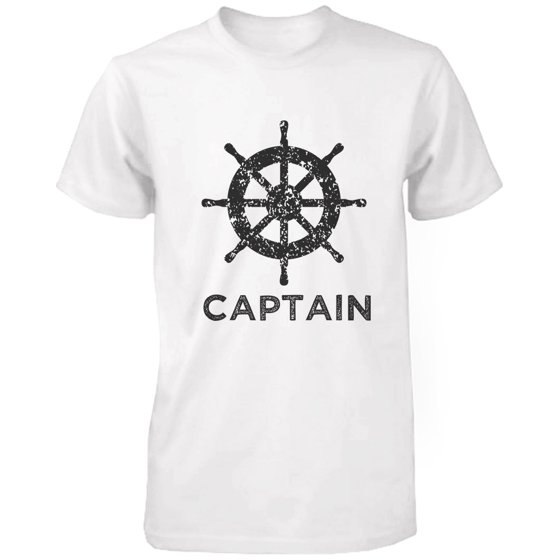 9de171231 365 Printing inc - Captain And First Mate Matching Shirts Father And ...