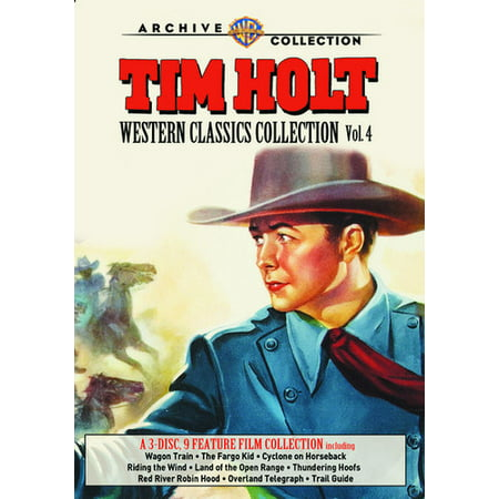 Tim Holt Western Classics Collection Volume 4 (DVD)
