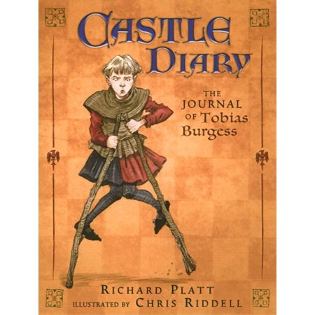 Castle Diary: The Journal of Tobias Burgess (Paperback)](Tobias Halloween)