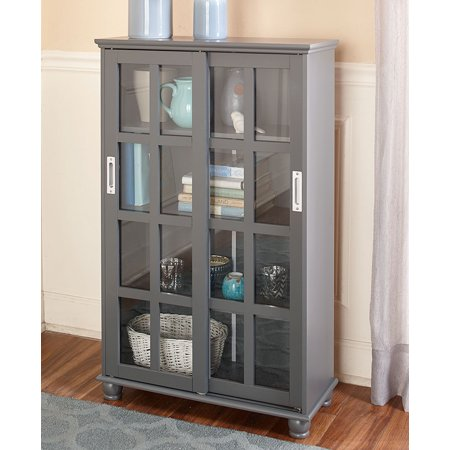 Sliding Glass Door Storage Cabinet - ()