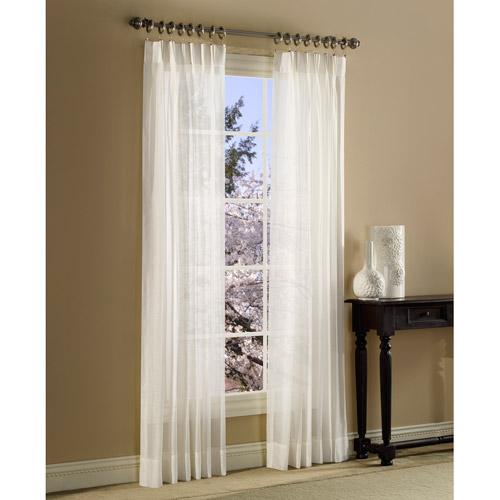 Splendor Pinch Pleated Window Drape