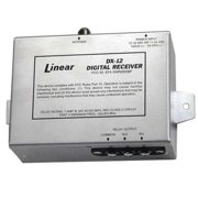 LINEAR DX-12 One-Channel Metal Case Receiver,304 MHz