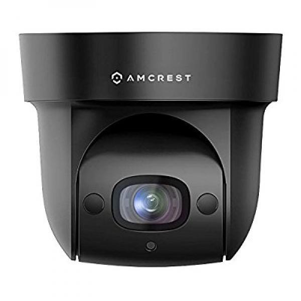 Amcrest ProHD Indoor PTZ (4x Optical Zoom) 1080P POE IP C...