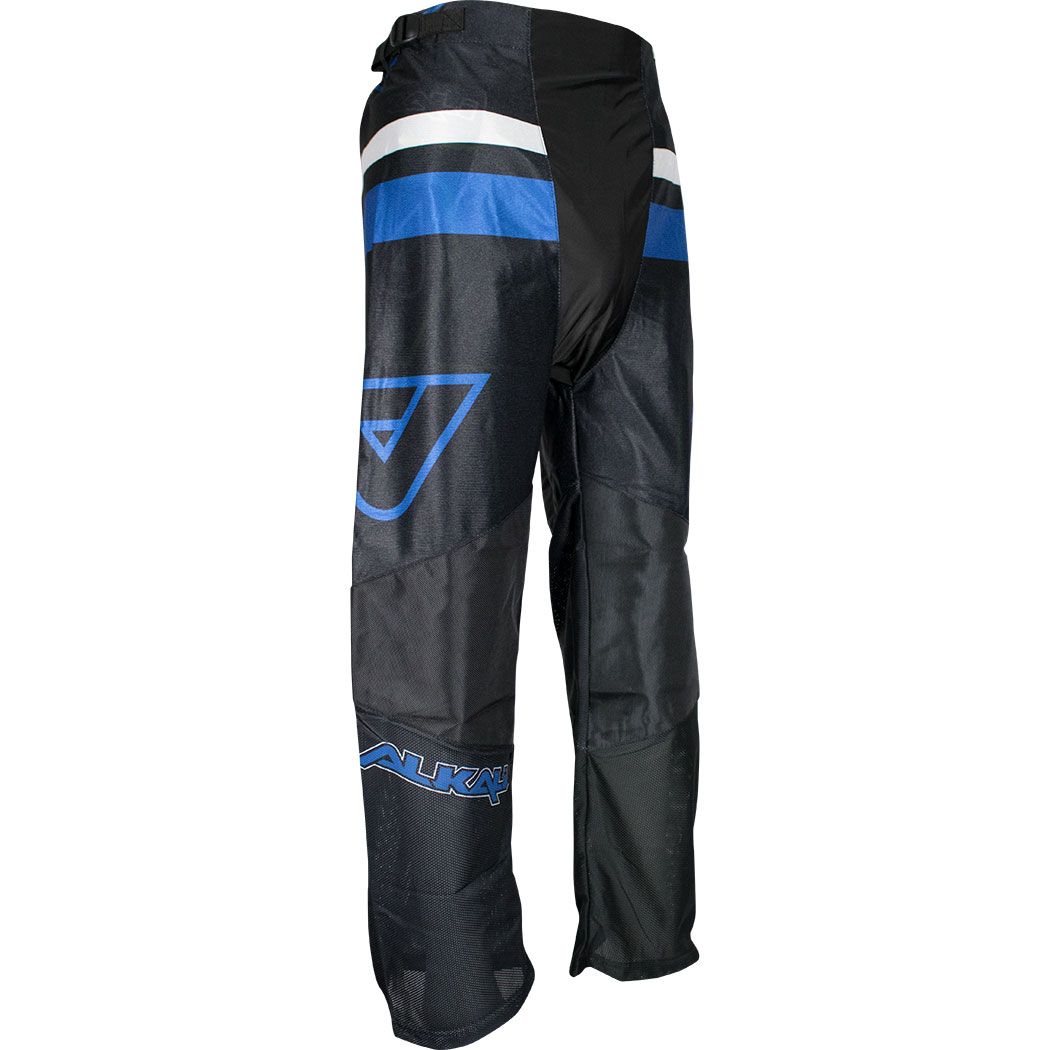 Alkali RPD Recon Roller Hockey Pants (Black Blue) by