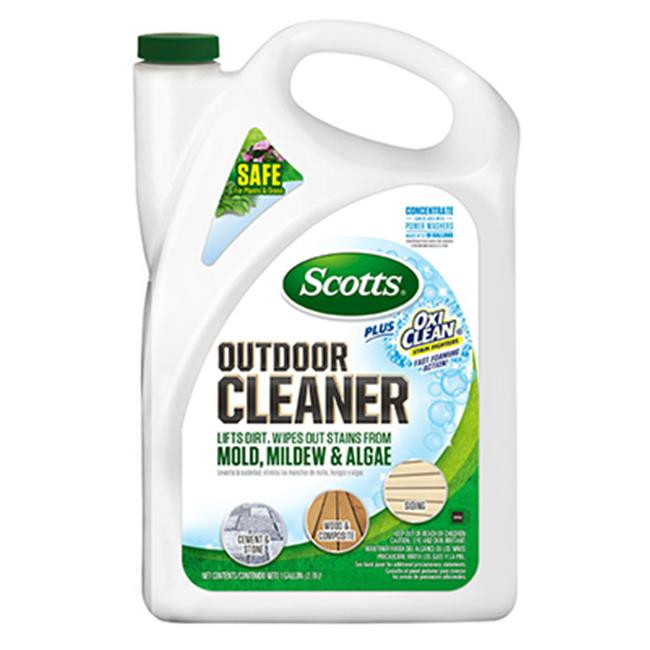 Scotts 51070 Outdoor Cleaner Plus Oxiclean, Gallon