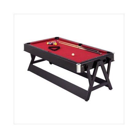 Harvard Air HockeyPool Flip Table Walmartcom - Harvard pool table air hockey combo