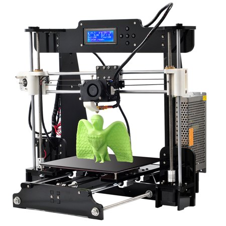 2017 Upgraded High Precision Anet A8 Reprap Prusa I3 DIY 3D Printer