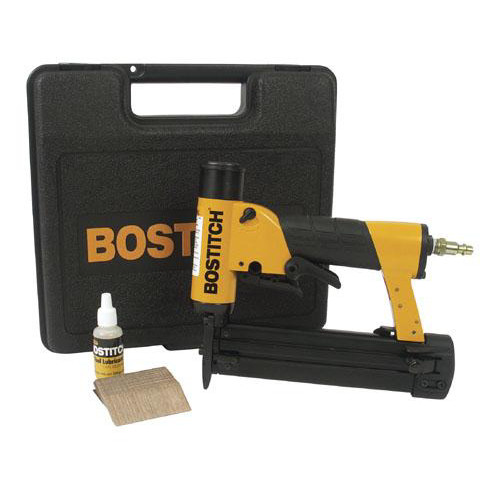 Air Pin Nailer Kit,Adh,1/2 to 1-3/16 In. BOSTITCH HP118K