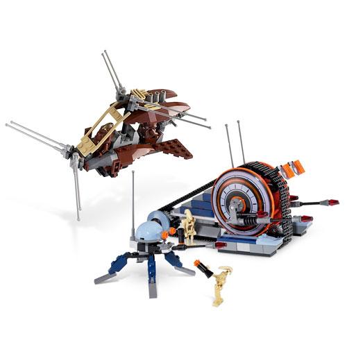 Lego Star Wars Episode III: Wookie Attack