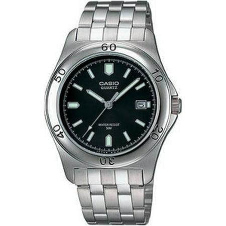 Casio Mens Stainless Steel Watch - image 1 de 1