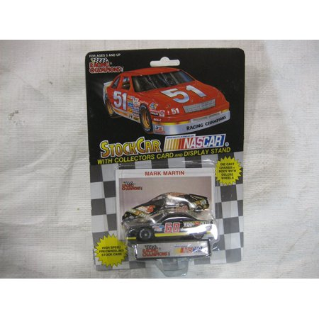 Diecast & Toy Vehicles Clever Nascar Racing Champions Stock Car #15 Quality Care Lake Speed 1:64 Die-cast