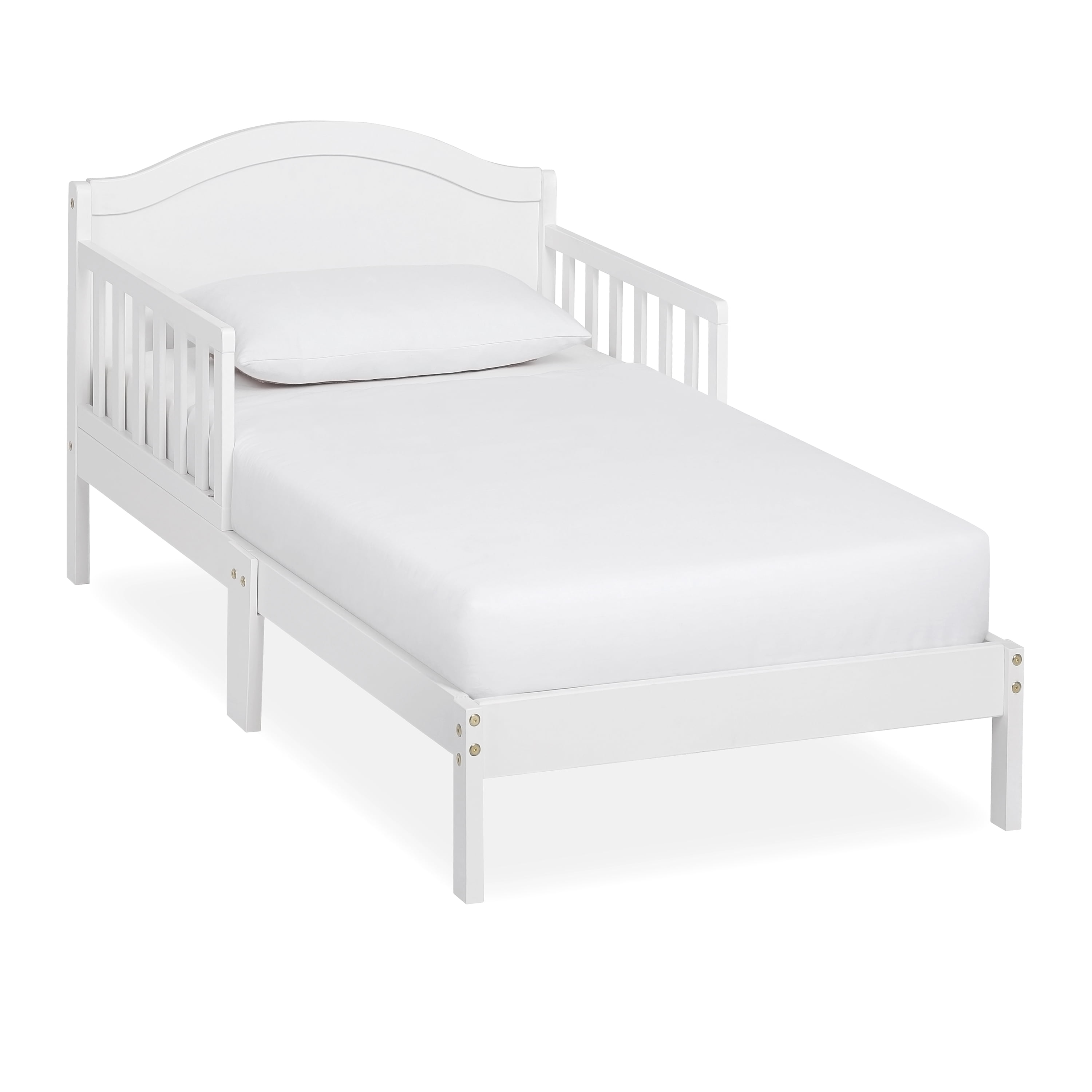 Dream On Me Sydney Toddler Bed, Multiple Finishes, With ...