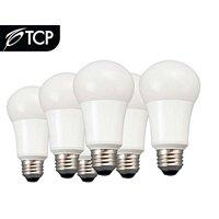 TCP LA1027KND6 LED A19 - 60 Watt Equivalent Soft White (2700K) Light Bulb 6 Pac