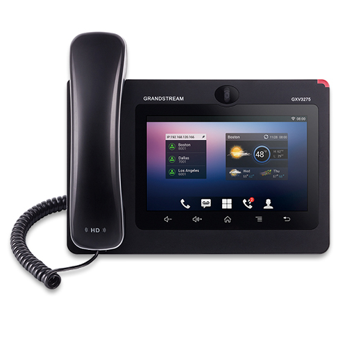"""GrandStream GS-GXV3275M IP multimedia phone for Android"""