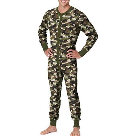 Hanes Men's X-Temp Thermal Underwear Unionsuit