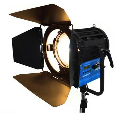 Dracast Fresnel Studio LED500 Tungsten 4
