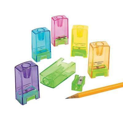 (IN-8/291 Pencil & Crayon Sharpeners 24 Piece(s))
