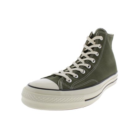 Converse Mens Canvas Lace-Up High Top Sneakers (High Top Converse For Boys)