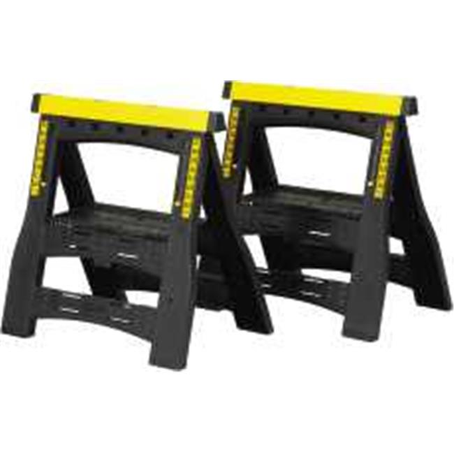 Two Way Adjust Sawhorse 2Pk STST60626 by Eat-In