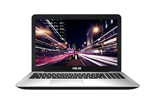 ASUS F555LA-AB31 15.6-inch Full-HD Laptop (Core i3, 4GB RAM, 500GB HDD) with Windows 10 by ASUS