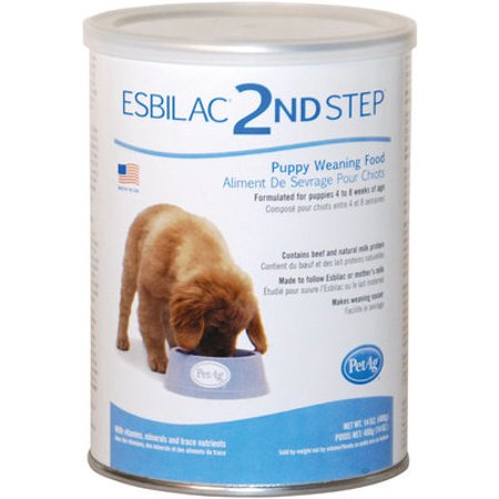 Esbilac 2nd Step Puppy Weaning Food - 14 oz Esbilac® 2nd Step Puppy Weaning Food ()