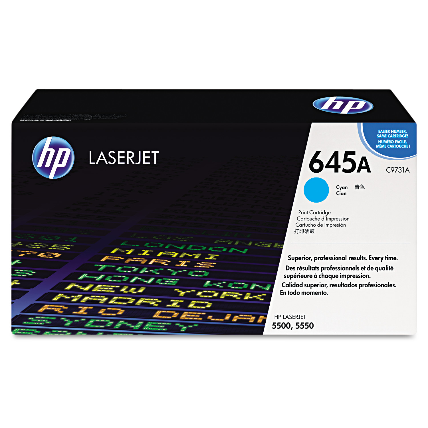 C9730 31 32 33A Toner Cartridges by HP