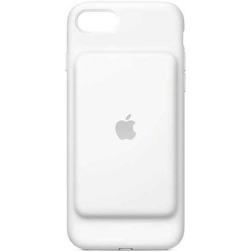 Apple - iPhone® 7  Smart Battery Case - White