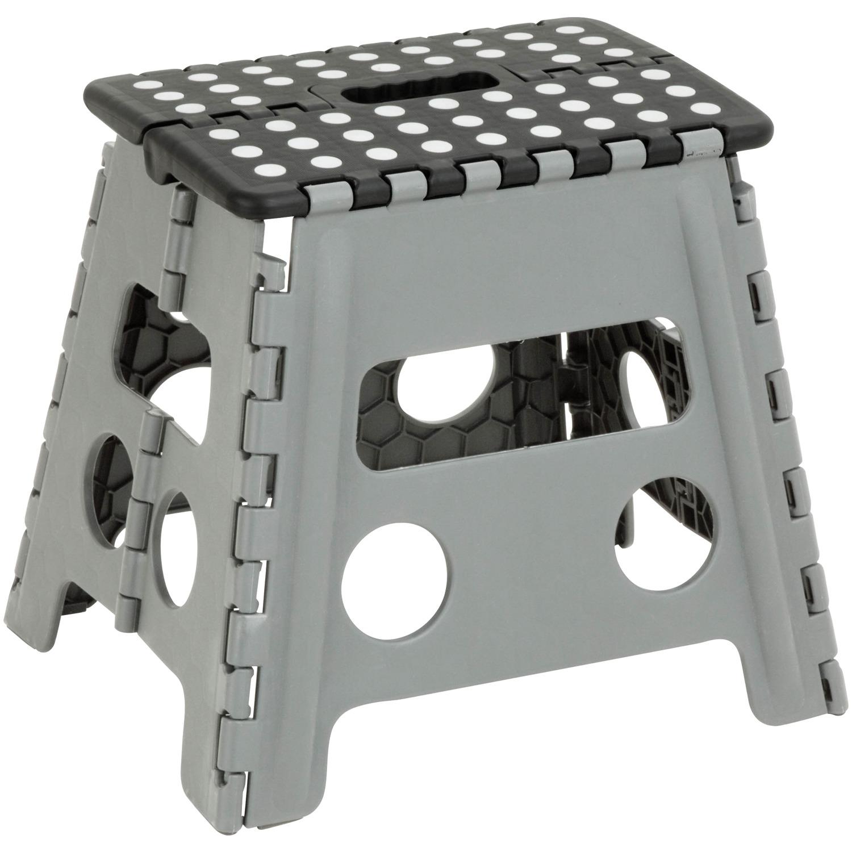 Honey-Can-Do TBL-02977 Folding Step Stool