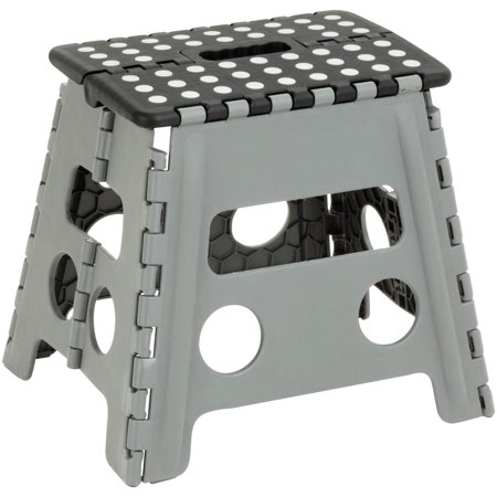 Honey-Can-Do TBL-02977 Folding Step (Plastic Folding Step Stool)