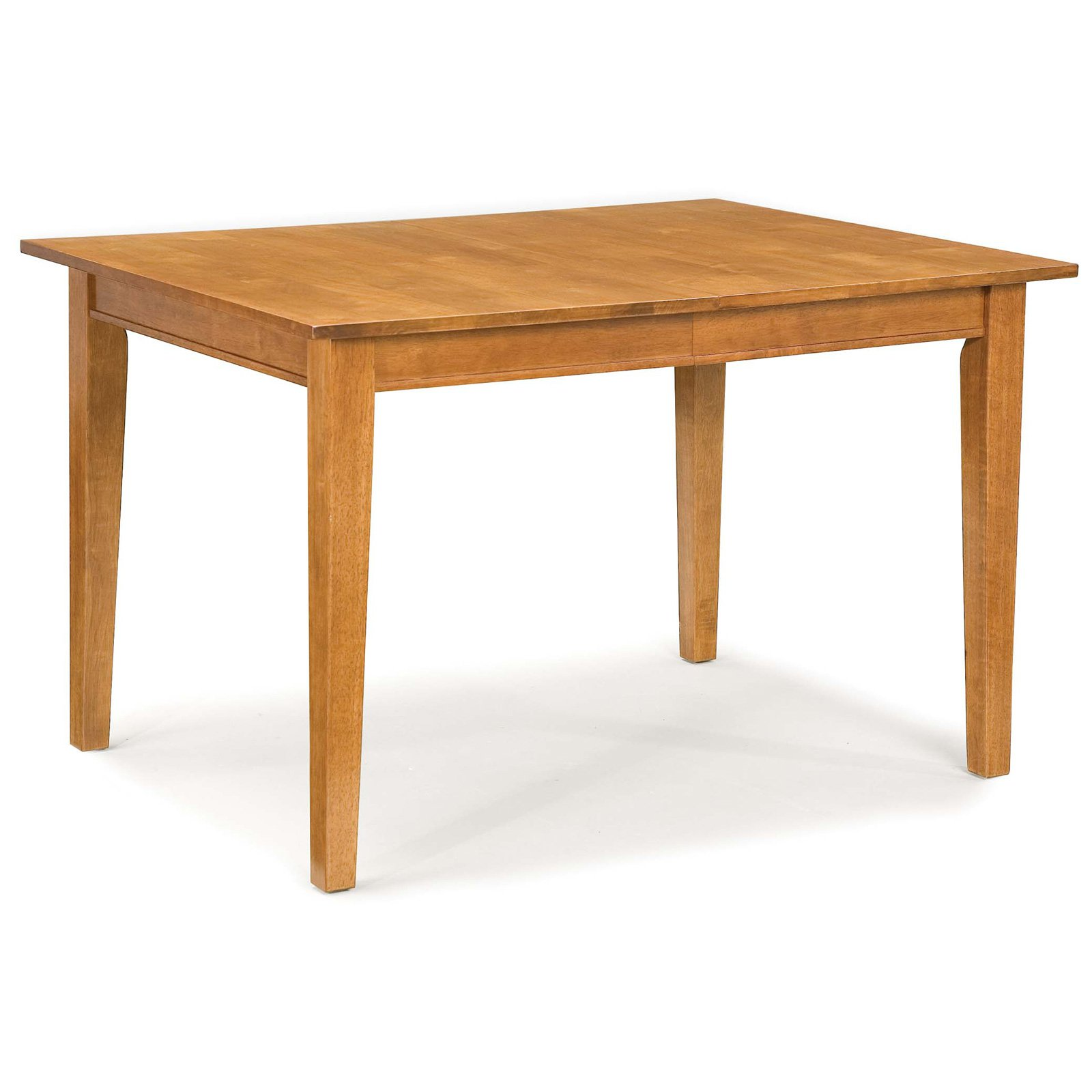 Home Styles Arts & Crafts Dining Table, Cottage Oak