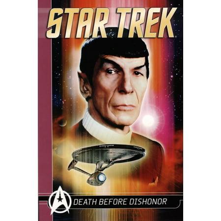 Star Trek Comics Classics: Death Before Dishonor