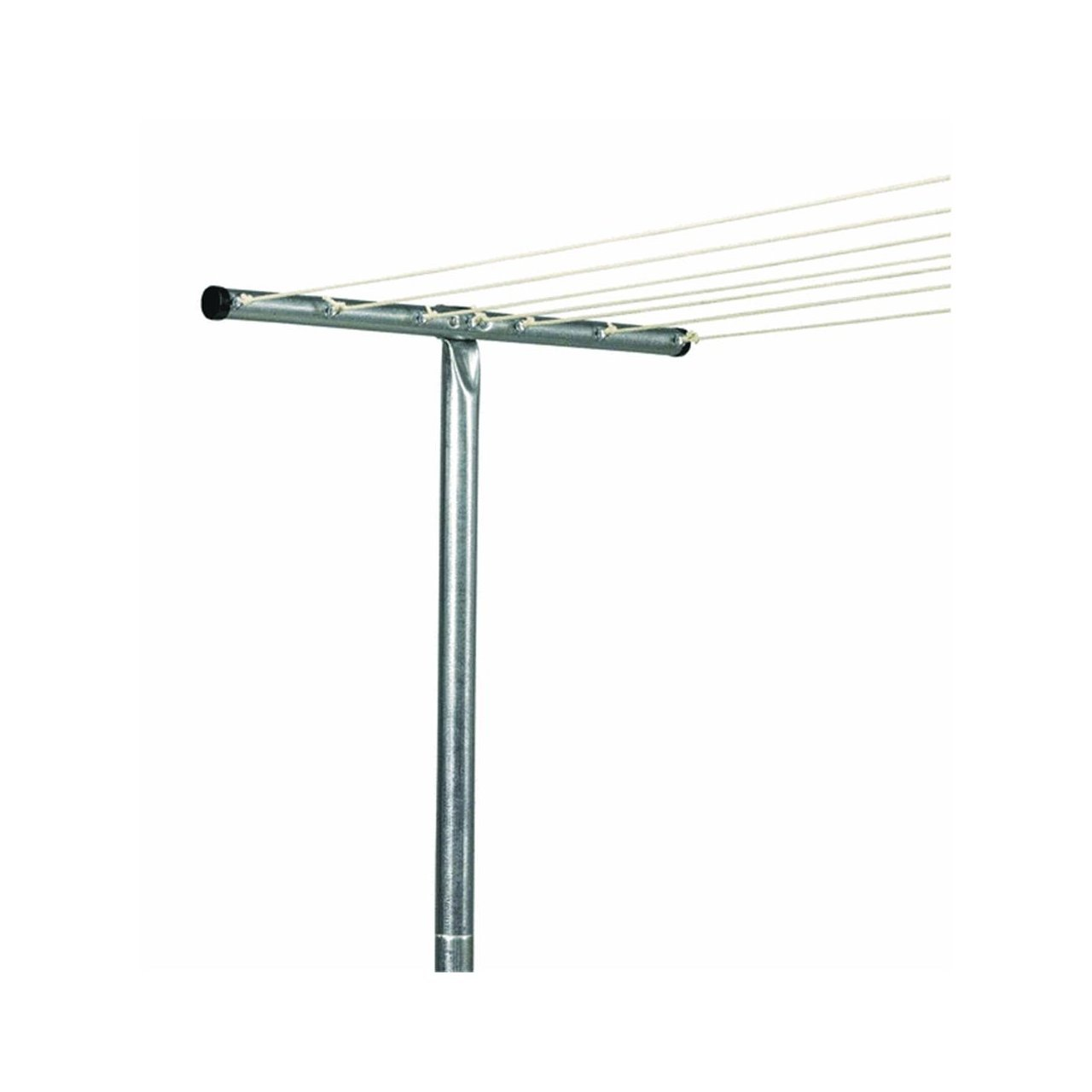 Steel Outdoor Clothesline T Post 170, Ship from USA,Brand...